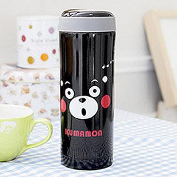 Kumamon酷MA萌 不鏽鋼真空保溫杯420ml