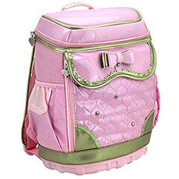 芭比Barbie 輕裝減負書包-粉紅