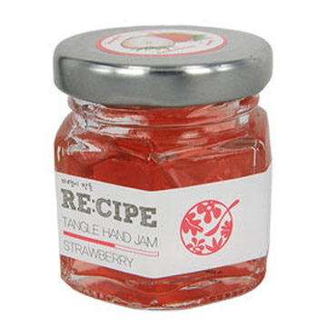 RE:CIPE韓國進口 草莓果醬保濕護手霜30ml