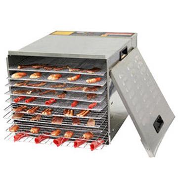日本伊瑪 大型10層不鏽鋼專業低溫乾果機(IFD-1002)