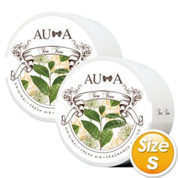 AURA 歐娜香氛隱形口罩20入-茶樹S