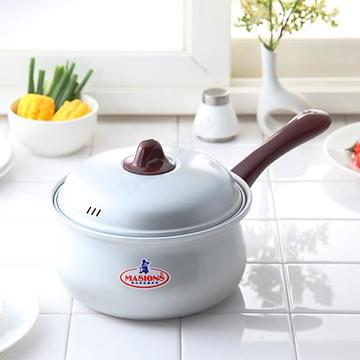 美心珍珠鍋-單柄大肚湯鍋