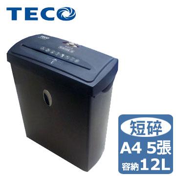 TECO東元 多功能5張碎紙機(XYFOS050)