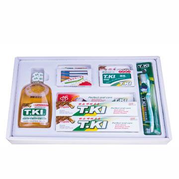 白人TKI蜂膠牙膏禮盒