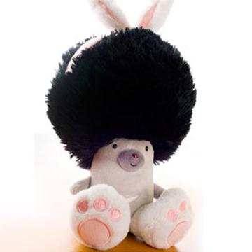 duma大腳兔絨毛玩偶