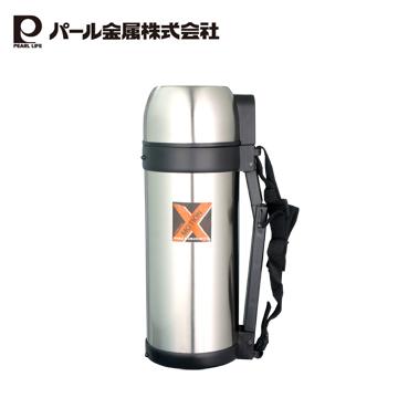 【日本PEARL】不鏽鋼真空保溫瓶1.5L