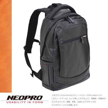 【NEOPRO】日本機能防水 NB筆電後背包 輕量800克 雙肩包【2-180】