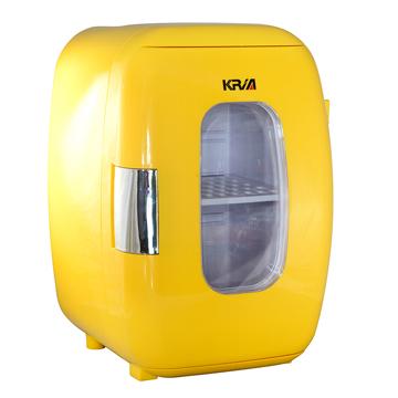 KRIA可利亞 電子行動冰箱CLT-16Y鵝黃色