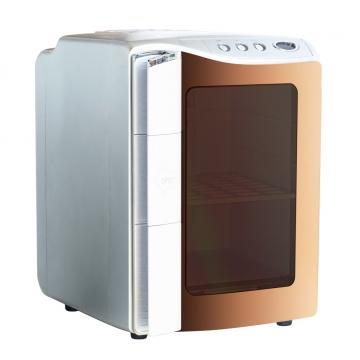 ZANWA晶華 電子行動冰箱CLT-20AS-G香檳金