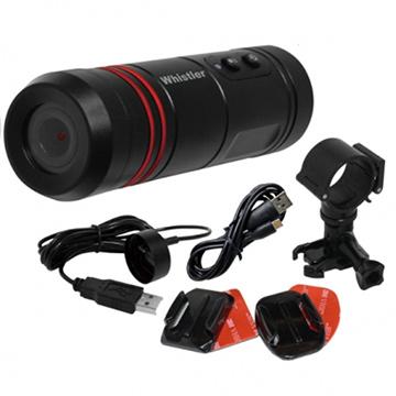 Whistler M95 1080P行車紀錄器 機車版