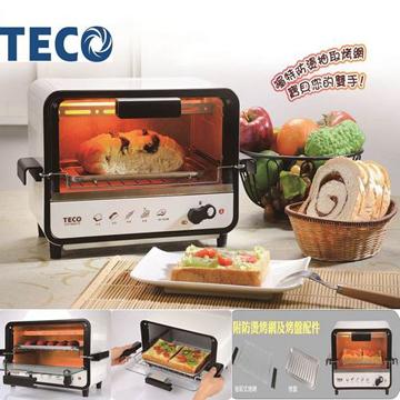 東元防燙外取式電烤箱(9L)XYFYB0971R