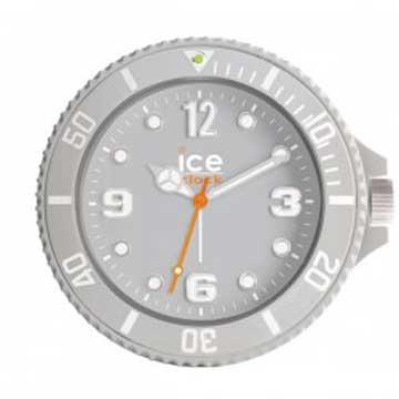 ICE-CLOCK - 玩味色彩質感鬧鐘-灰/13cm