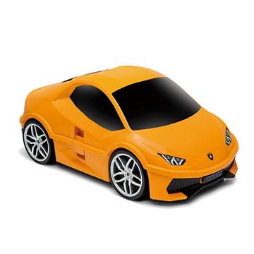 大牛跑車行李箱/ 藍寶堅尼 Lamborghini(橘)