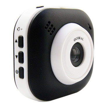 CORAL 熊貓眼小巧型行車記錄器+8G記憶卡