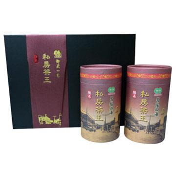 【茗揚四海】私房老茶王禮盒(150g/2入)